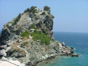 Skopelos - Agios Yiannis chapel