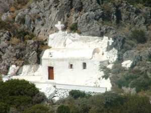 Small chapel in Kithira