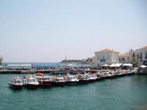 Spetses - Dapia