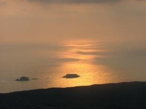 Sunset at Kithira