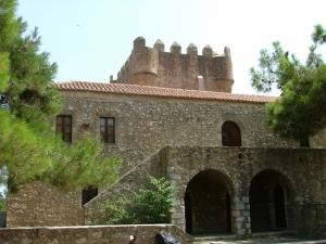 Venetian castle house