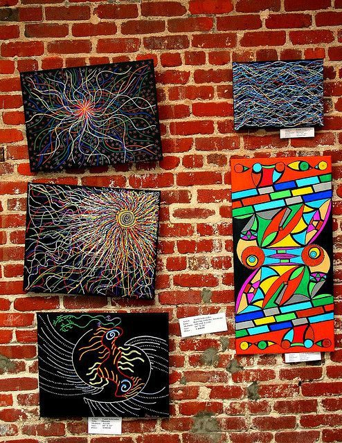 1st Friday Art