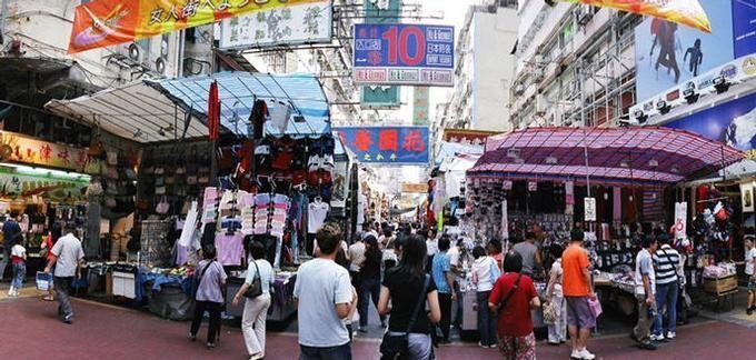 Ladies Market 2