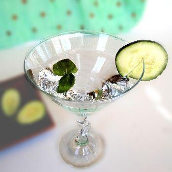 Balearic Martini