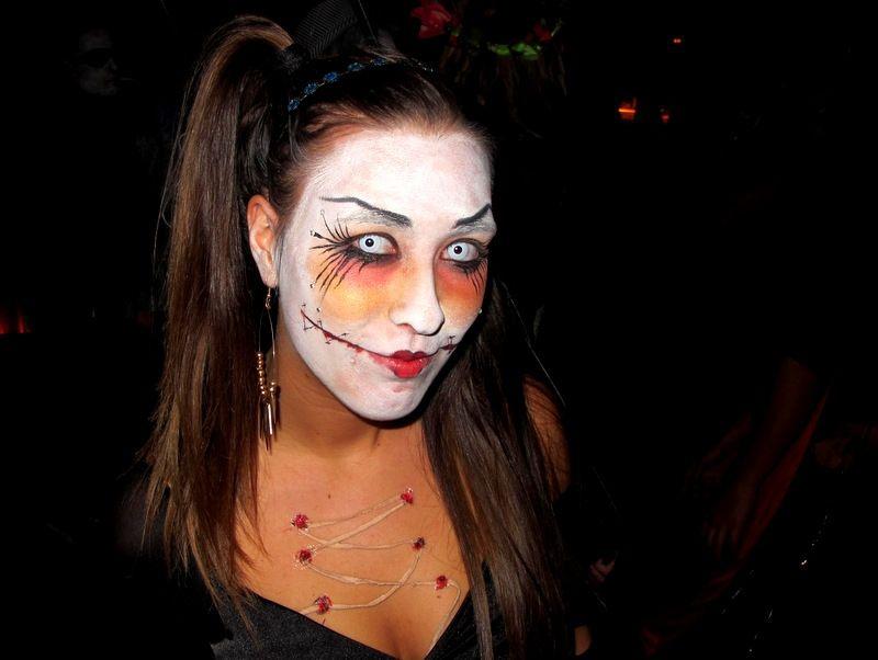 Halloween At Aura Ibiza