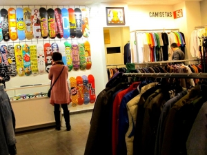 La Santa Outlet Skate Shop