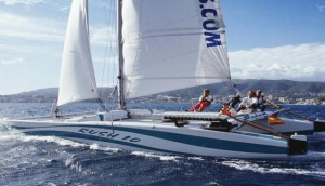 Rushcat 10 Catamaran - Boats Ibiza