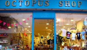 The Octopus Shop