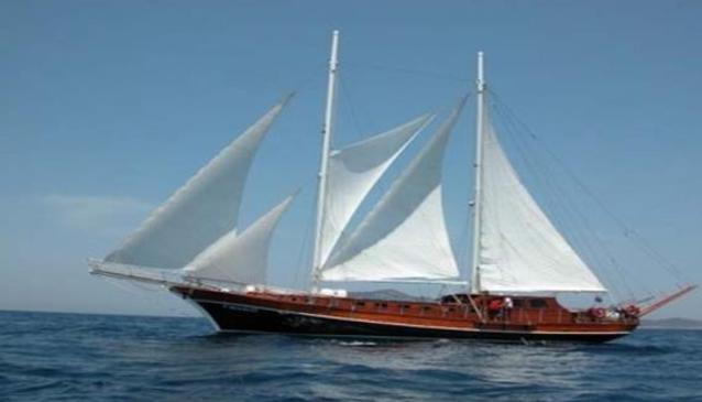 Turkish Gulet Daily Sailing Boat - Boats Ibiza