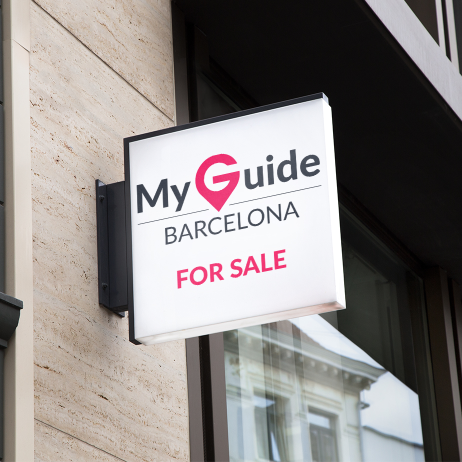 My Guide Barcelona For Sale