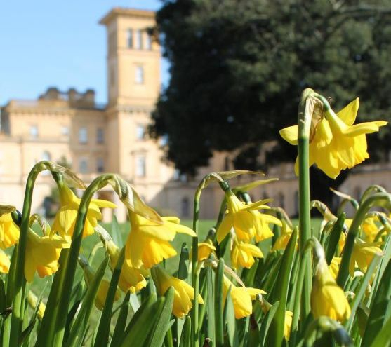 Easter at Osborne House