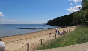 Queen Victoria's Beach