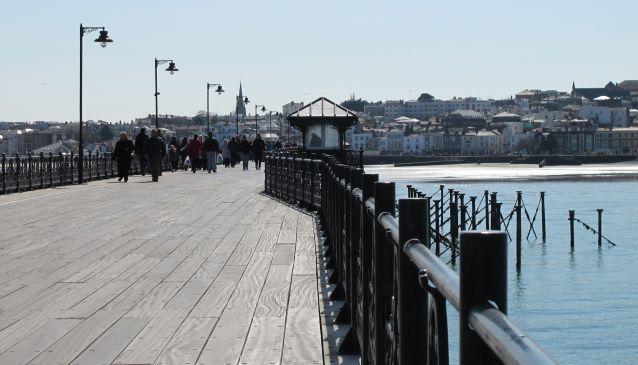 The Oldest Pier in Britain