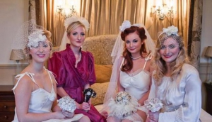 Dornellie Wedding Dresses and Veils