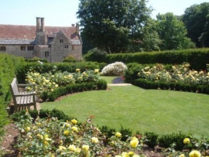 Mottistone Manor Garden, Isle of Wight