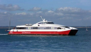 Red Funnel Ferries - Isle of Wight Ferry