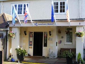 Sandown Manor B&B, Yaverland Isle of Wight