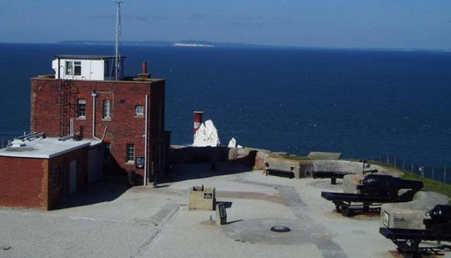 The Needles Old Battery