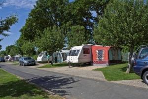 Caravan site - Isle of Wight