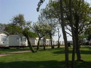 Caravan Park, Isle of Wight