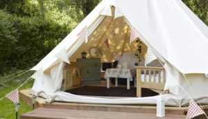 Wight Bells Luxury Camping