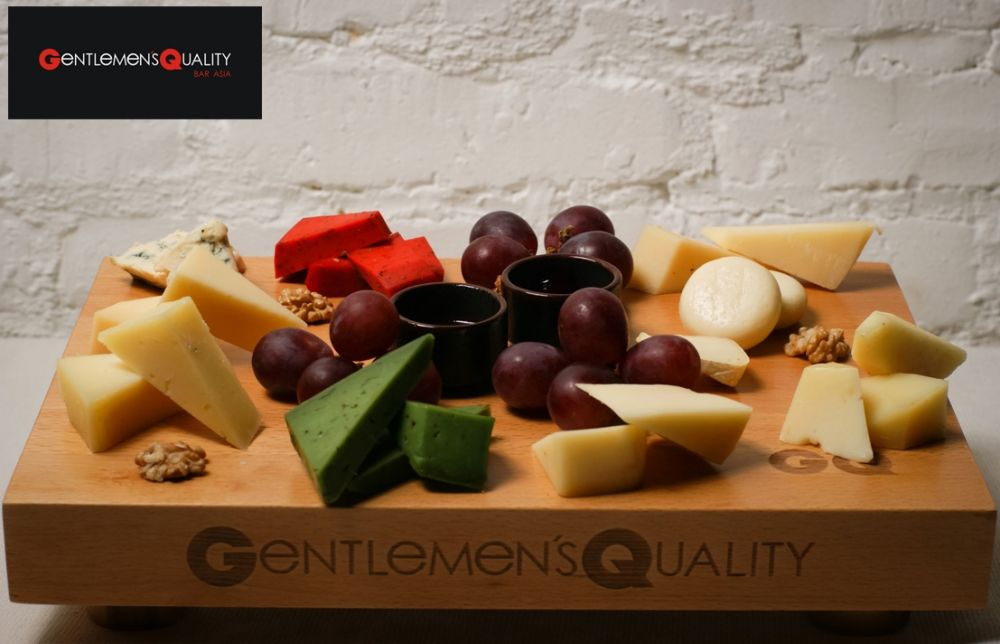Cheese platter GQ