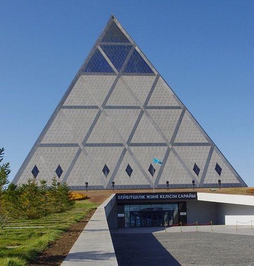 The Pyramid in Astana.