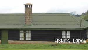 Fishing Lodge Guest Camp