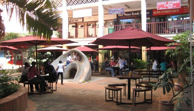 Java House - Adams Arcade