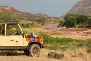 Joy's Camp, Shaba Reserve in East Samburu