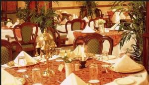 Makuti Bar & Grill Intercontinental Hotel