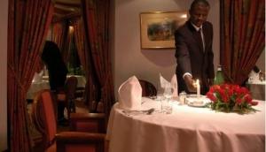 Mandhari Restaurant Nairobi Serena Hotel
