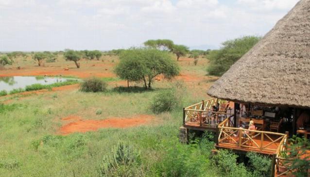 Ngutuni Safari Lodge