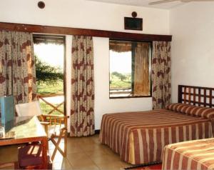 Ngutuni Safari Lodge, Tsavo East
