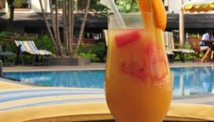 Pool Bar & Restaurant- Jacaranda Hotel