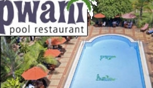 Pwani Pool Restaurant - Fairview Hotel