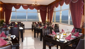 Red Garnet Restaurant - The Panari Hotel