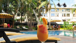 Safari Cafe - Jacaranda Hotel