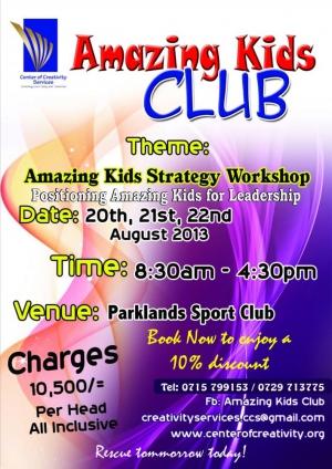 Amazing Kids Club