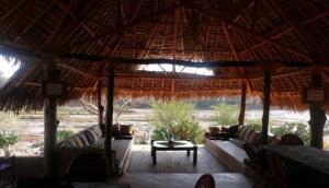 Tsavo Buffalo Camp