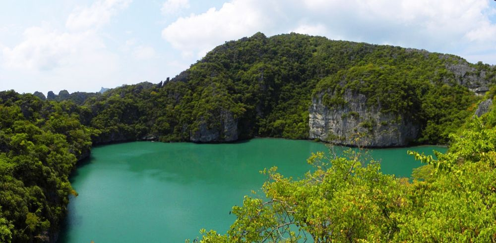 Emerald Green Lake