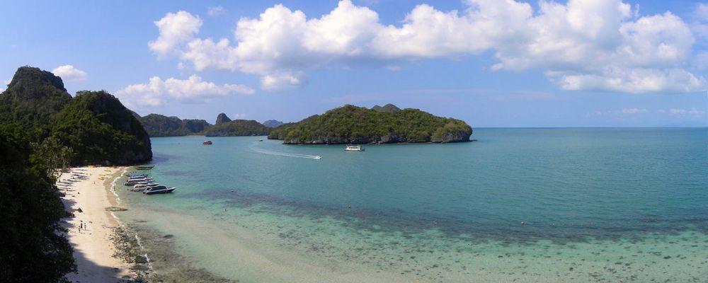 Ko Wua Talab Beach