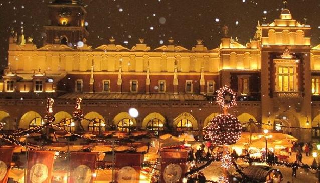 A Christmas Fairytale in Krakow