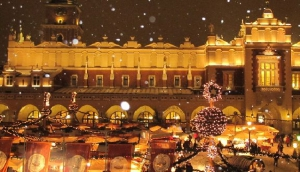 A Christmas Fairytale in Krakow