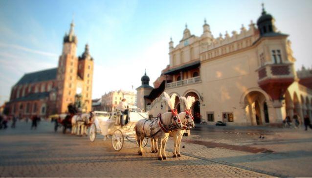 Krakow For Free