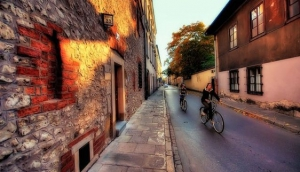 Krakow on Two Wheels