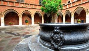 Jagiellonian University's Collegium Maius