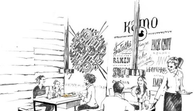 Kamo Bar & Grill