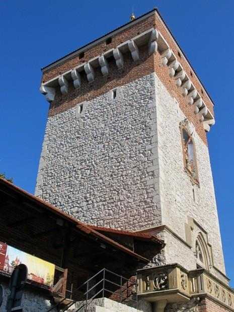 krakow city walls 2