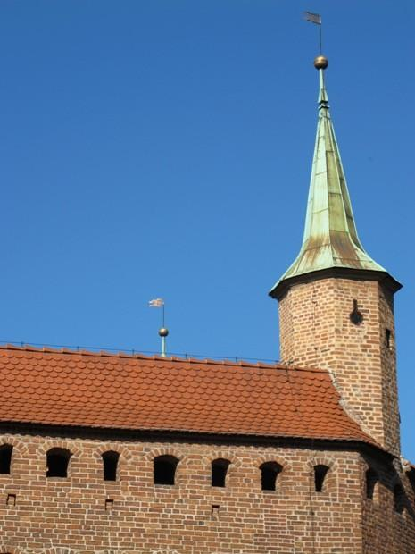 krakow city walls 3